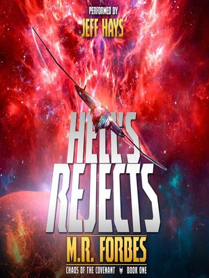 cover image of Hell's Rejects